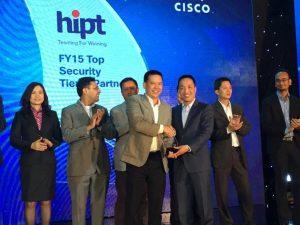 HiPT vinh danh Cisco